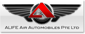 Alife Air Logo