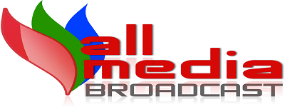 All Media Broadcast Logo
