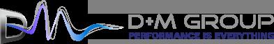 D+M Group Logo
