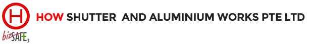 How Shutter and Aluminium Works Logo