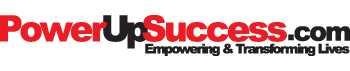 Power Up Success Logo