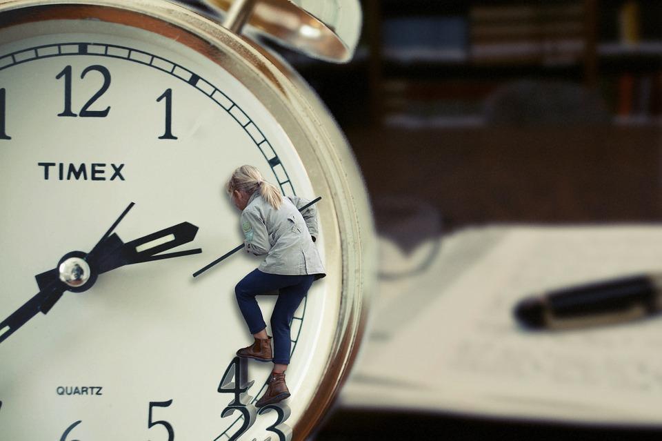 Efficient Secretarial Time Management