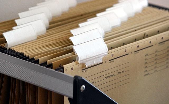 Secretarial records