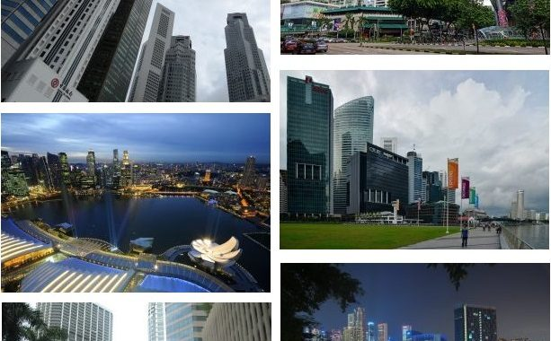 Business Locations in Singapore