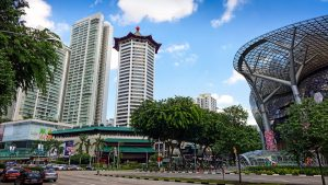 Orchard Road Area