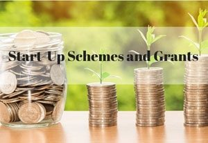 Start-Up Schemes and Grants