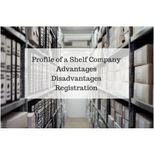 A Comprehensive Guide about Shelf Companies