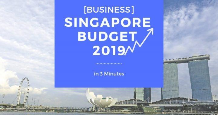 2019 Singapore Budget