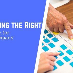Choosing the Right Structure for Your Company
