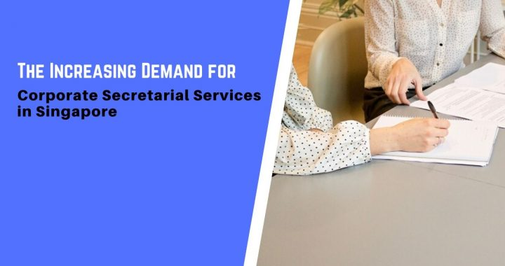 Secretarial Services Demand Singapore