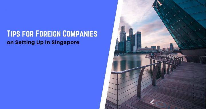 Setting Up Company in Singapore