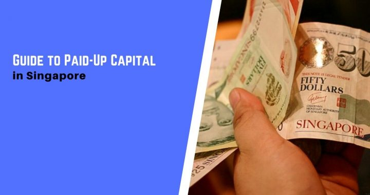 Paid-up Capital Singapore