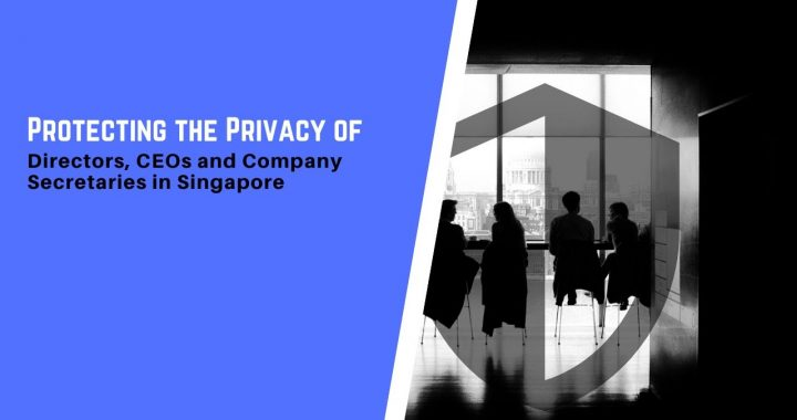 Protecting Privacy Directors, CEO and Company Secretary