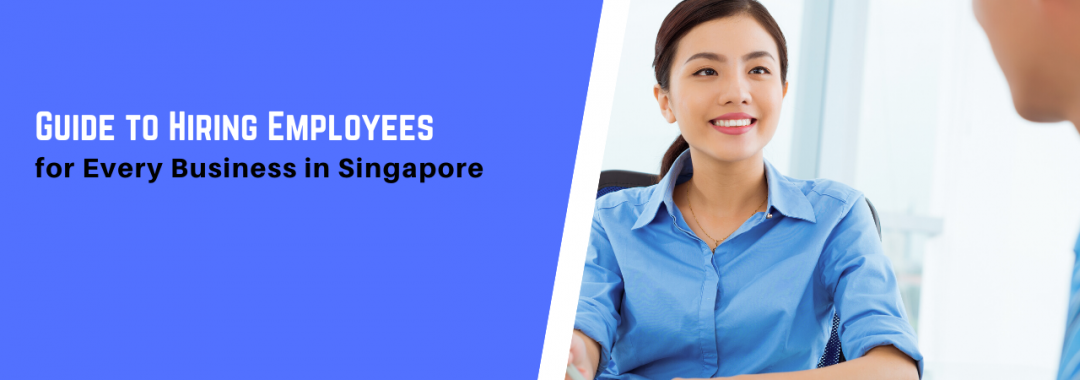 hiring employees Singapore