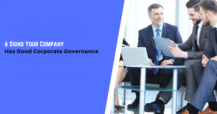 Good Corporate Governance