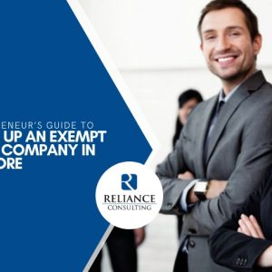 An Entrepreneur's Guide to Setting Up An Exempt Private Company in Singapore