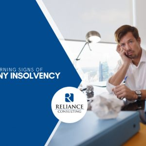 8 Early Warning Signs of Company Insolvency