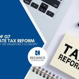 Review of G7 Corporate Tax Reform and Its Impact on Singapore's Economy